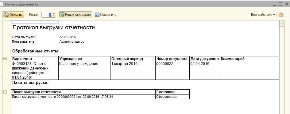 Отчетность бюджетных учреждений в электронном бюджете какая последняя версия 1с бухгалтерия